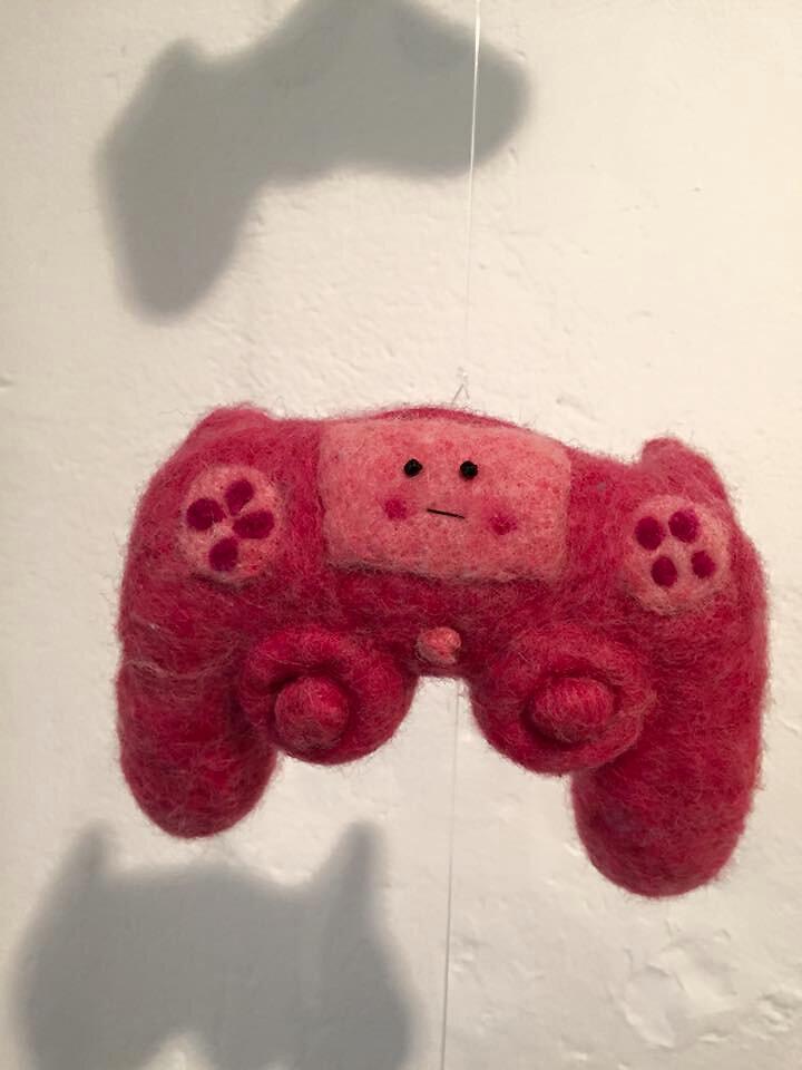 PS4 en laine cardée, FORMA 2015