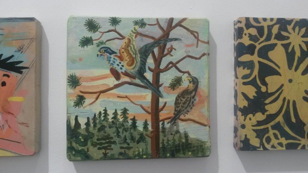 Le tableau que je me suis offert à la Galerie Richterbuxtorf