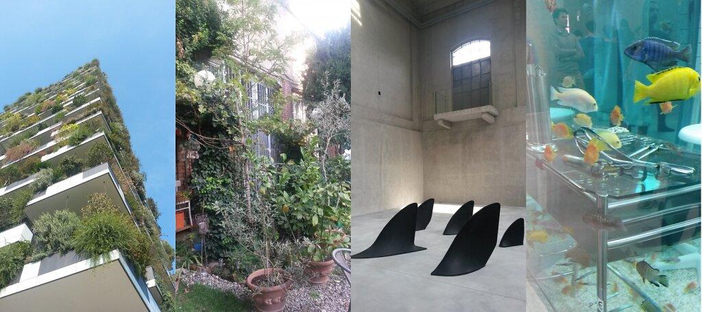 Bosco verticale et Fondation Prada