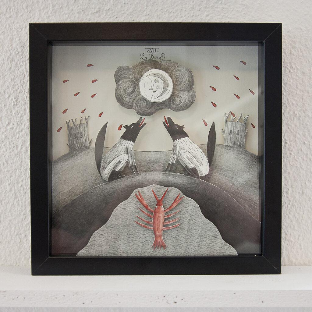 XVIII - La Lune